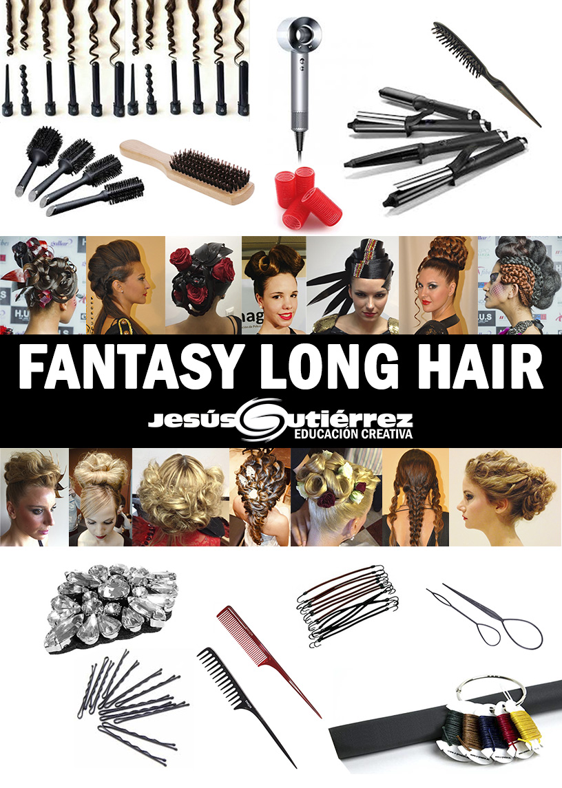 Fantasy Long Hair